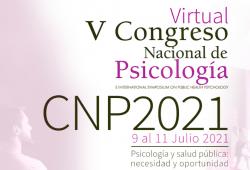 Beques per a participar en el V Congrés Nacional de psicologia organitzat pel Consell General de la Psicologia d'Espanya