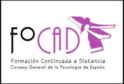 """Formación continuada a distancia (FOCAD): """"Psicología y emergencia: el papel del profesional de la psicología en las situaciones de emergencia"""""""