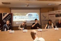 Celebrades a Palma les IV Jornades Internacionals AIPAF 'Futbol, psicologia i treball multidisciplinari'