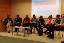 El Degà del COPIB, Javier Torres, reivindica en una jornada la inclusió del professional de la psicologia en les estructures d'emergències municipals