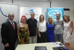 """L'Obra Social """"La Caixa"""" reedita el seu suport al programa de sensibilització del COPIB per prevenir la conducta suïcida en col·lectius vulnerables de Mallorca"""