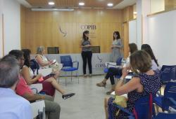 Realitzada la sessió clínica:  Intervenció psicològica en casos d'exclusió social