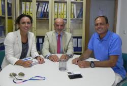 El COPIB estableix las bases d'una futura col·laboració amb la Unitat de Psicologia de la Clínica de Reproducció Assistida IVI Mallorca