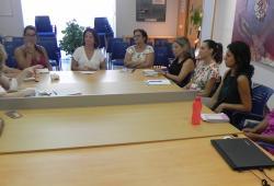 Reunió del Grup de Treball de Resolució de Conflictes en l'àmbit familiar