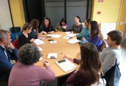 El COPIB assisteix a la reunió del Grup d'Estudis sobre Prostitució de les Illes Balears