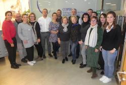 La nova Junta de Govern del Col·legi Oficial de Psicologia de les Illes Balears pren possessió del seu càrrec
