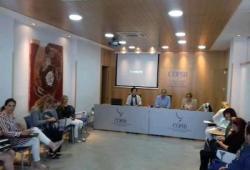El COPIB acull la reunió anual de l'Àrea d'Intervenció Psicològica en Emergències, Crisi i Catàstrofes del Consell de la Psicologia d'Espanya