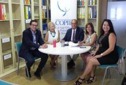 El COPIB signa un acord de col·laboració amb Sanitas S. A. d'Assegurances
