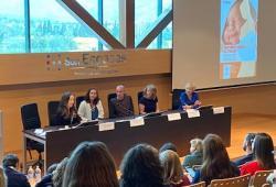 Presència del COPIB en la inauguració del I Curs de Salut Mental Perinatal de les Illes Balears