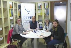 El Degà del COPIB es reuneix amb representants de l'Associació per a la Incontinència Anal (ASIA)