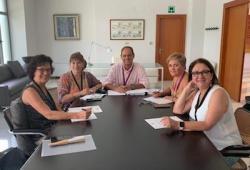 Reunió del comitè de treball de la Red Iberoamericana de Psicología de Emergencias (RIPE)
