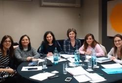 """Celebrada reunió de coordinació del """"Grup de Treball de Psicologia i Igualtat de Gènere"""" del Consell General de la Psicologia"""