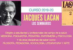 El COPIB, membre col·laborador dels seminaris en formació de psicoanàlisis: Jacques Lacan, els seminaris 2019-2020