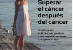 """Presentación del llibre d'Antolín Yagüe """"Superar el cáncer después del cáncer"""""""