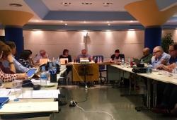 Reunió de la Junta de Govern del Consell General de la Psicologia