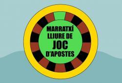 """El COPIB s'adhereix a la campanya de la plataforma """"Marratxí lliure de sales de joc i apostes"""" per a frenar l'obertura d'un centre en el municipi"""