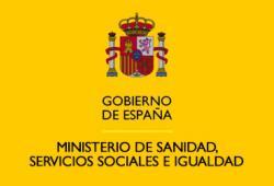 Agraïment del Ministre de Sanitat als Col·legis Oficials de Psicologia d'Espanya