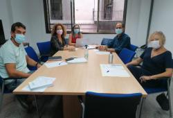 Responsables del COPIB i de l'Observatori del Pacient es reuneixen per a establir línies d'actuació que millorin l'atenció assistencial en l'àrea perinatal