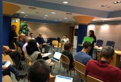 El COPIB, present en la reunió de l'Àrea de Noves Tecnologies aplicades a la psicologia del COP
