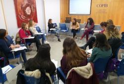 Realitzada la sessió clínica sobre Punts de Trobada Familiar i Violència de Gènere