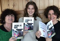 Entrevista a Maite Martínez. 'Somnis de paper', un conte per ensenyar el valor de l'esforç