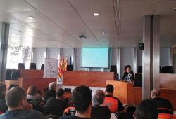 Gran èxit de participació en el curs 'Intervenció psicològica en emergències', celebrat a Eivissa