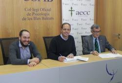 El COPIB i l'AECC Balears realitzaran un estudi per a analitzar l'atenció psicosocial durant les cures pal·liatives i el procés de dol