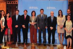 El Degà del COPIB, Javier Torres, membre del Consell Assessor d'Assistència a les Víctimes del Ministeri de Justícia