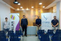 El COPIB signa un conveni de col·laboració amb PALMAesports per a donar suport al seu programa de beques esportives per a menors en risc d'exclusió social