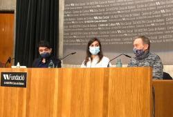 El COPIB participa en la taula de debat sobre suïcidi, organitzada en el marc de l'exposició 'Hope' de l'artista Aamod Korhonen