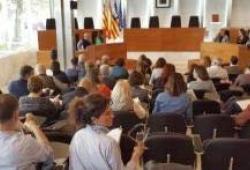 Realitzada reunió de la Comissió de Serveis Socials del Consell de Serveis Socials a Eivissa amb la presència del COPIB