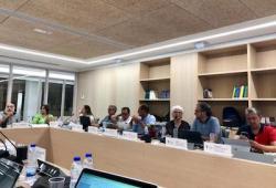 El Degà del COPIB assisteix a la reunió de la Junta de Govern del Consell General de Psicologia d'Espanya