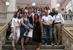 El COPIB participa en la reunió de la Divisió de Psicologia Jurídica del Consell General de Psicologia celebrada a Vitòria