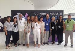 Important presència del COPIB al III Congrés Nacional de Psicologia celebrat a Oviedo