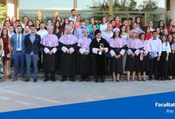 La UIB gradua a prop de mig centenar de nous titulats en Psicologia