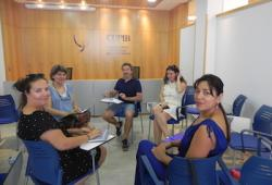 Reunió dels Grups de Treball de Psicologia de l'Educació i de l'Àrea de Resolució de Conflictes en l'Àmbit Familiar