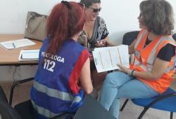 El GIPEC IB participa en un simulacre general d'emergència aèria a Son Bonet