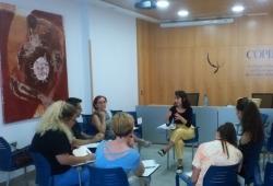 """Celebrada al COPIB la sessió clínica """"Càncer de mama: apoderament i acompanyament"""""""