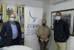 El COPIB estudia col·laborar amb la revista de divulgació cientificocultural Enki per a difondre temes d'actualitat relacionats amb la psicologia