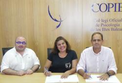 El COPIB i TEA Edicions signen un conveni de col·laboració per promoure el correcte ús dels test d'avaluació psicològica i engegar un servei de préstec