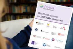Vocalia d'Igualtat. Document d'interès: Declaració internacional sobre assumptes LGBTIQ+ de la xarxa IPsyNet