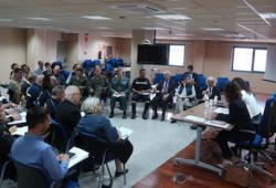 El COPIB participa en la reunió de coordinació i anàlisi tècnica dels organismes participants en l'operatiu Inunbal a la comarca de Llevant