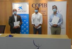 """El COPIB, amb la col·laboració de Fundació """"la Caixa"""", canalitzada a través d'Acció Social CaixaBank a Balears, activa un nou dispositiu telefònic per a assessorar i fer costat a persones amb afectació psicològica derivada de la crisi del SARS-CoV-2"""