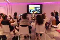 El COPIB col·labora amb la I Jornada Balear Educació i Mindfulness celebrada a Eivissa