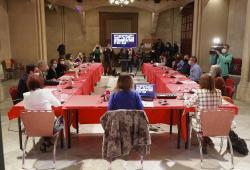 El COPIB assisteix a la presentació del projecte liderat per les Illes Balears per crear una xarxa de comunitats autònomes lliures de prostitució i tràfic de dones