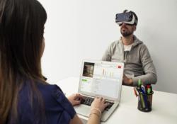 Presentació i demostració d'una plataforma de realitat virtual en la práctica clínica