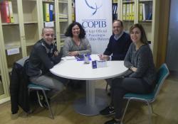 El COPIB i l'Observatori del Suïcidi de Balears defineixen estratègies comunes de col·laboració