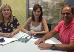 El COPIB es reuneix amb l'Institut Balear de la Dona