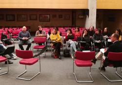 El COPIB es reuneix amb el col·lectiu professional col·legiat de Menorca