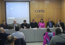 El COPIB organitza una taula de debat per analitzar l'abordatge de la conducta suïcida en els cossos de seguretat